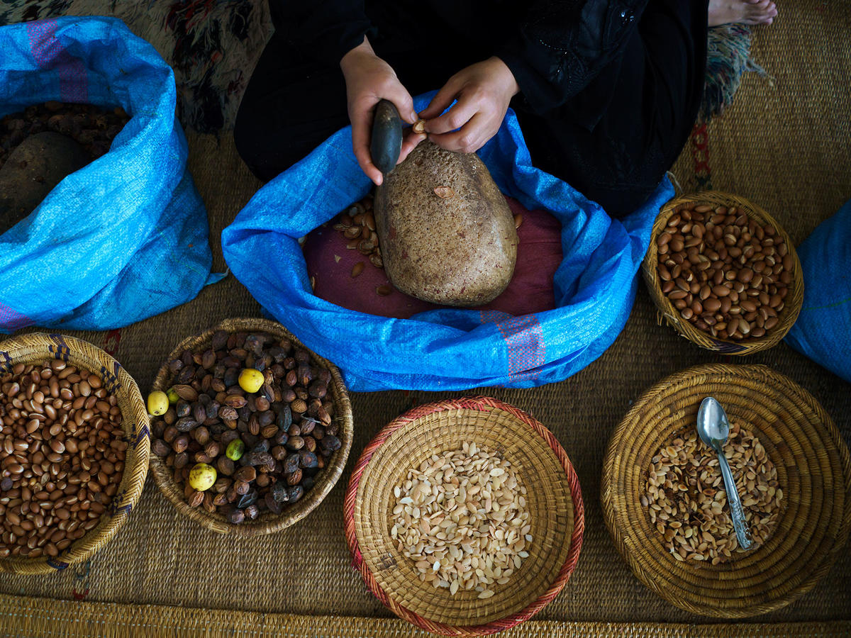 You Can Eat Argan Oil, Morocco's Most Famous Cosmetic Product