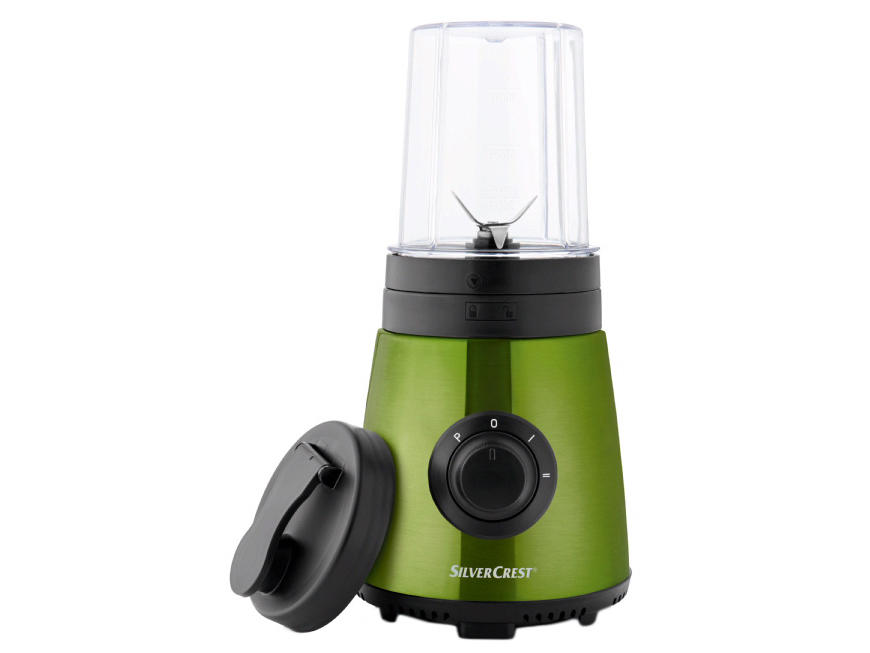 Stainless steel blade smoothie maker