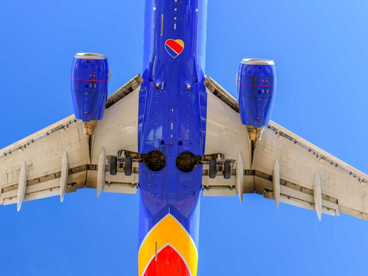 Southwest Will No Longer Serve Peanuts on Flights