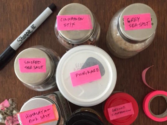 Essential Kitchen Tips From An Obsessive Spice Organizer