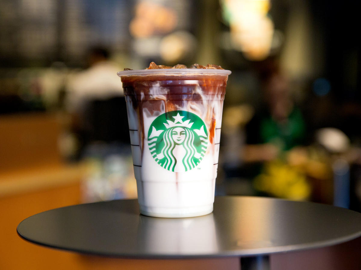 How to Get Free Iced Starbucks Drinks Today