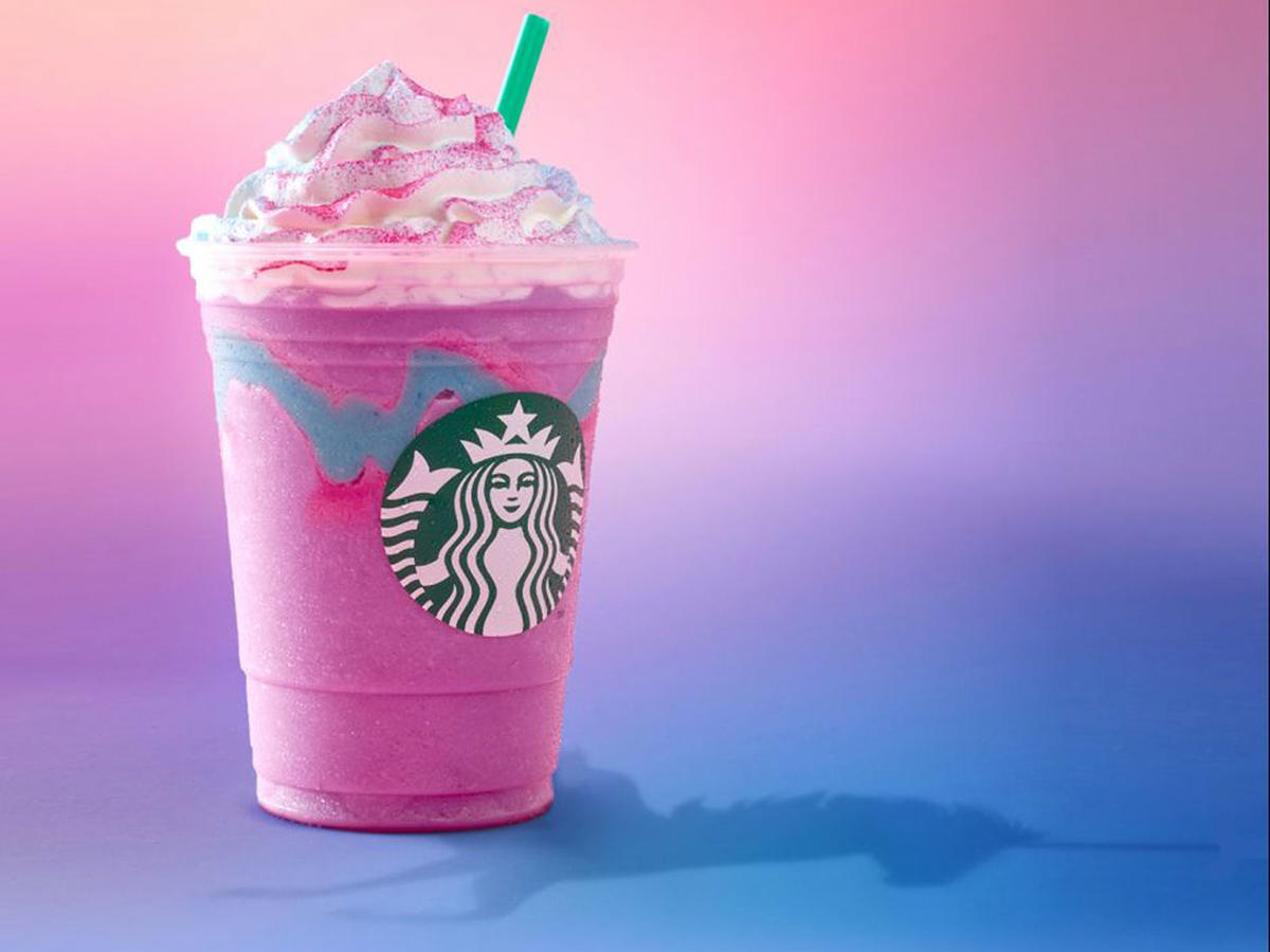 How to Burn Off All the Calories in the Starbucks Unicorn Frappuccino