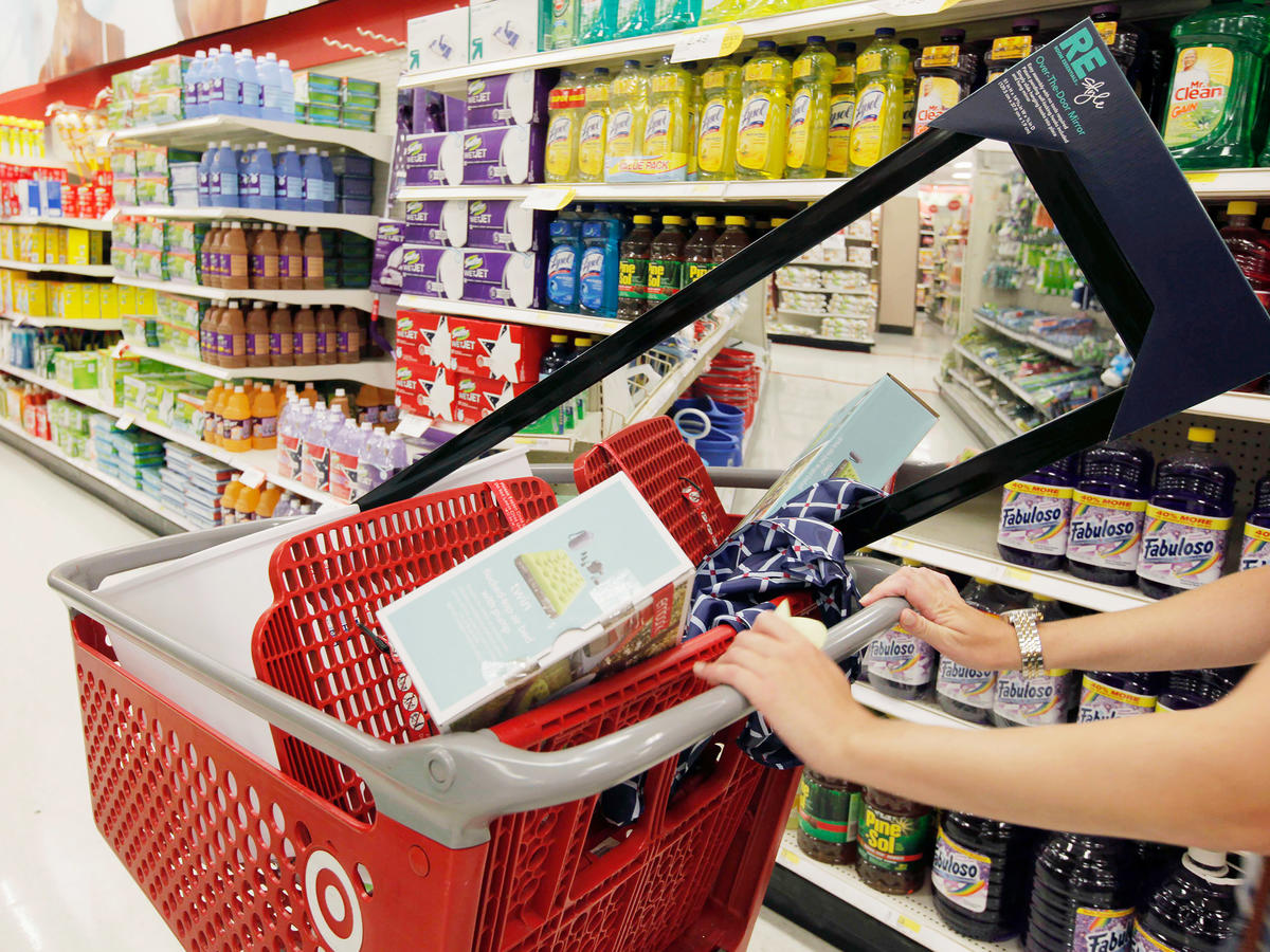 Experts Reveal Why It's So Hard to Only Buy One Thing at Target—Yes, There's a Scientific Reason