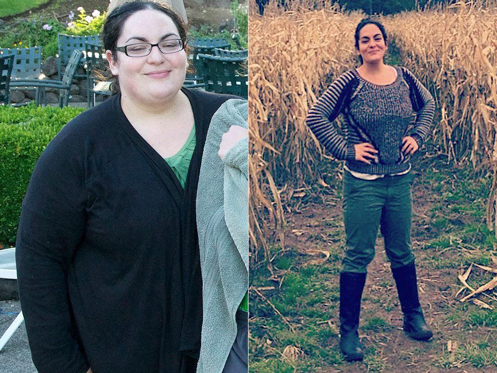 Hitting 'Rock Bottom' Inspired This Woman to Lose 114 Lbs.