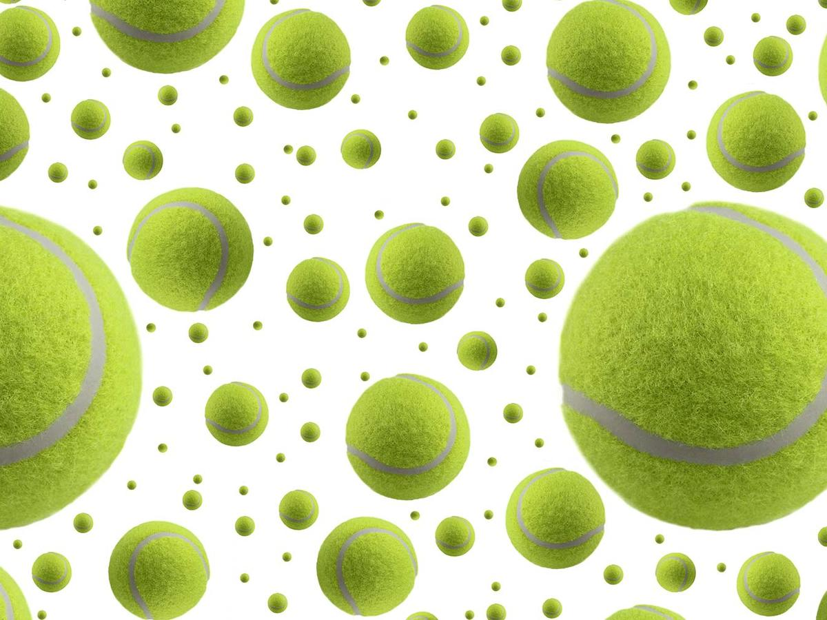 Why You Should Pack a Tennis Ball in Your Carry-On