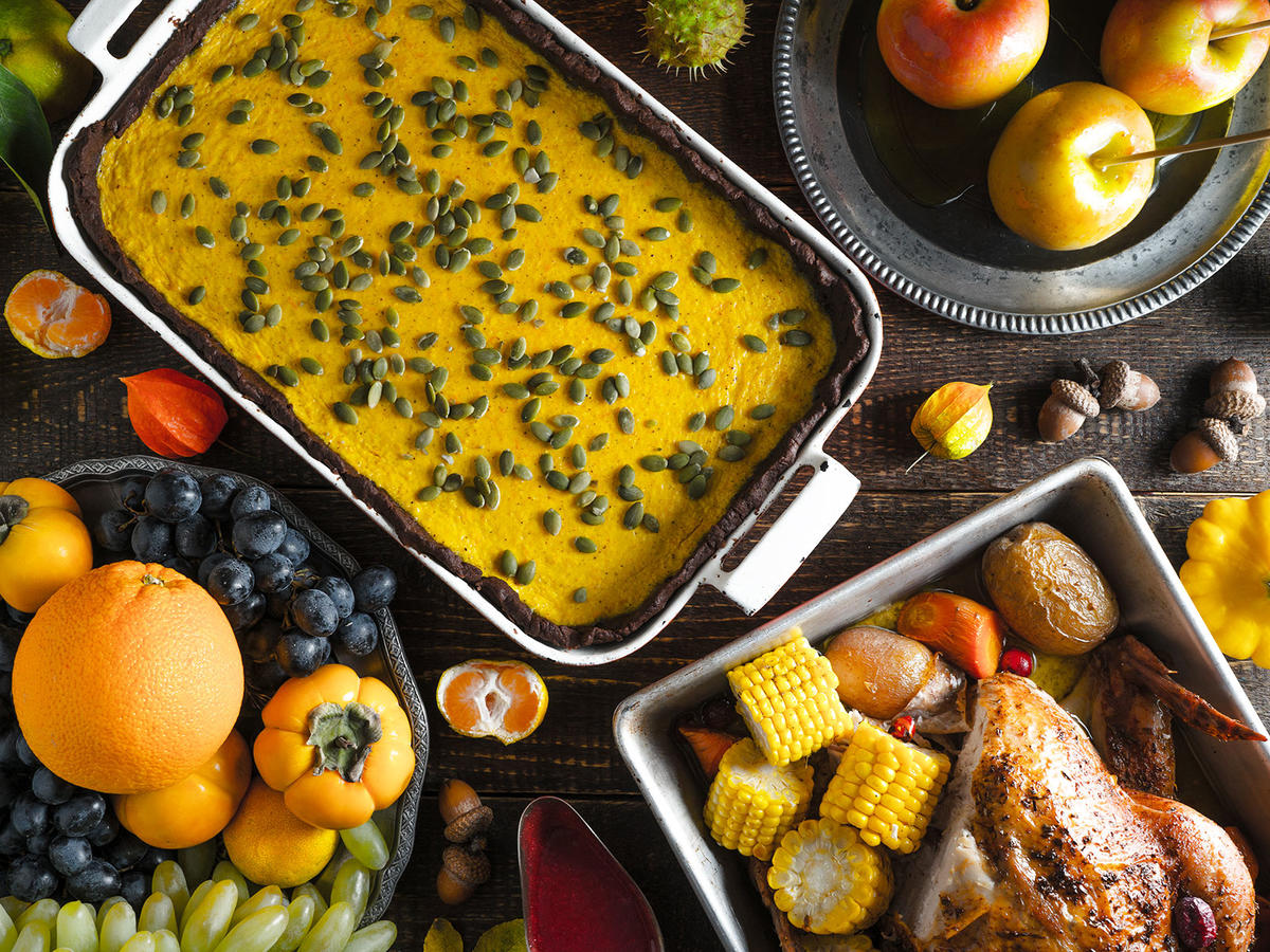 thanksgiving portion calculator for hosts and hostess