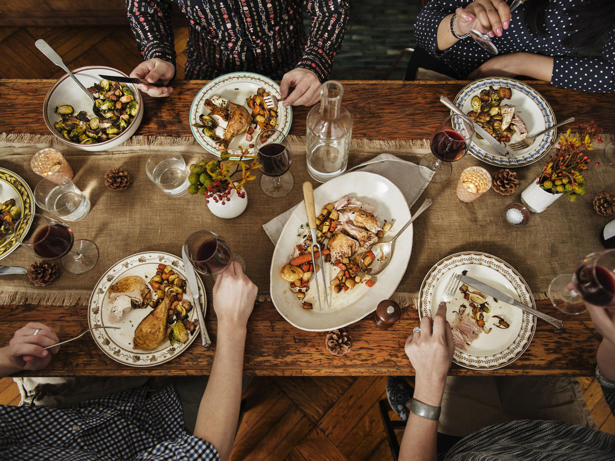 5 Surprisingly Healthy Holiday Foods—And 2 You Should Avoid