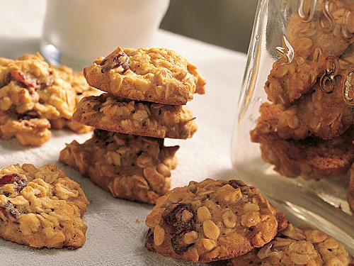 Healthy Oatmeal Cookies With A-Peel Recipe
