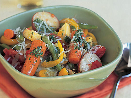 Top-Rated Vegetable Recipe: Summer Vegetable Stew with Basil Purée