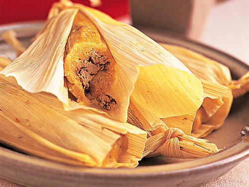 At only 344 calories per serving, these traditional tamales are a fun way to spice up the dinner menu without negatively impacting your healthy diet.