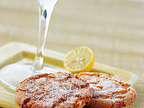 Healthy Gingersnaps Cookies Recipe