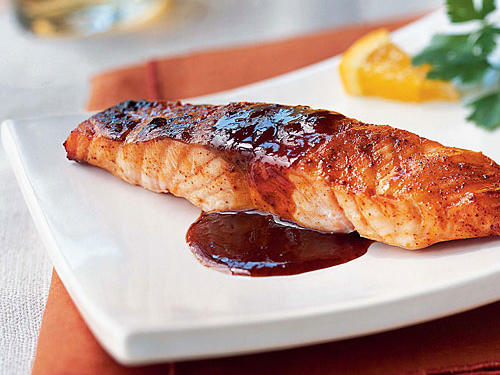 Citrus-Roasted Salmon