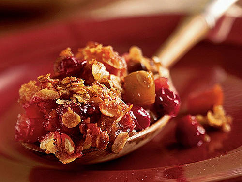 1310w Apple-Cranberry Crisp Vegan