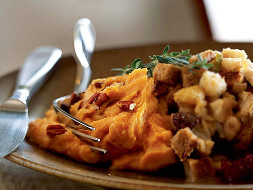 Spiced Sweet Potato Casserole Recipe