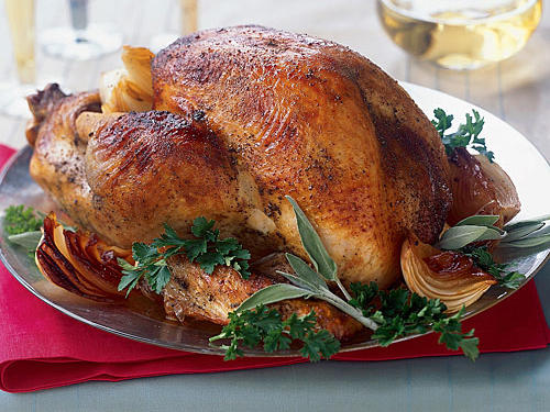 Cooking Light's Ultimate Roasted Turkey Recipes