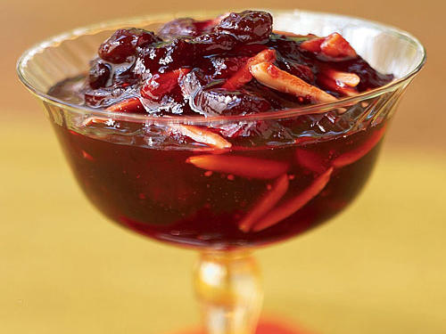 Cranberry Sauce and Relish Recipes - Cooking Light