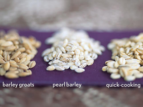 Try Something New: Barley