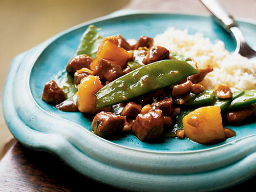 Cashew Sweet-and-Sour Pork