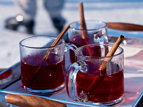 A fall necessity, at least for adults, mulled cider is equal parts sweet cider and potent spices. Easy to make kid-friendly by substituting apple juice, everyone in the family will want a glass at the next bonfire or potluck. Make it with extra tangy with Mulled Cranberry-Apple Cider, or go a more traditional route by sticking with Hot Mulled Ginger-Spiced Cider.
