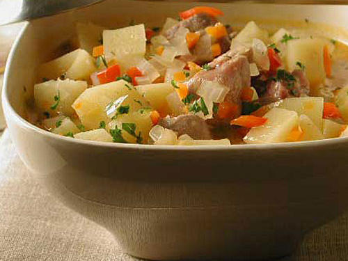 Marmitako (Fresh Tuna Stew)