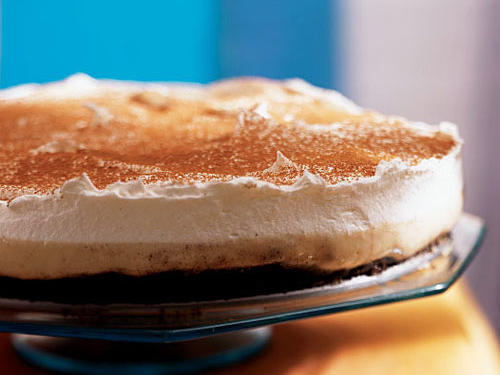 Café con Leche Cream Pie Recipe