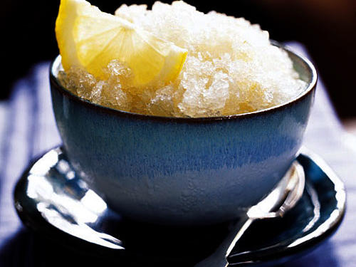 This super healthy granita will leave you feeling refreshed and revitalized.