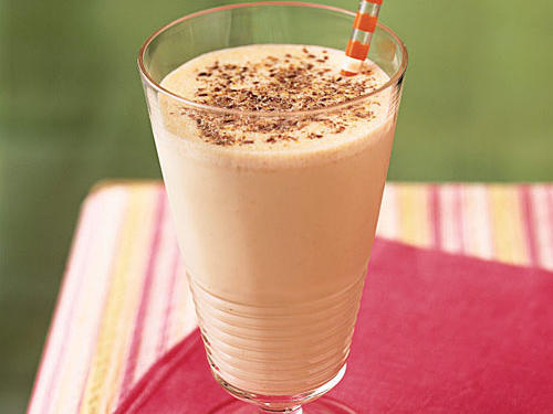 Vanilla Honey-Nut Smoothie