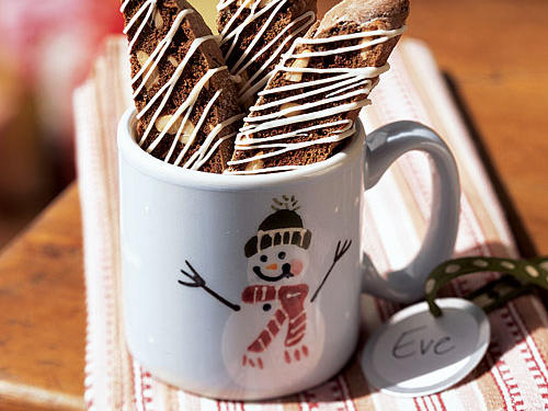 Homemade biscotti can be a unique variation on the classic cookie package this holiday season.