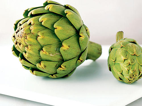 The Fastest Way to Clean and Prep an Artichoke