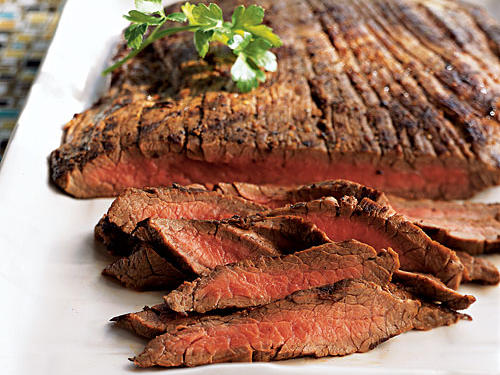 Dinner Tonight: Flank Steak