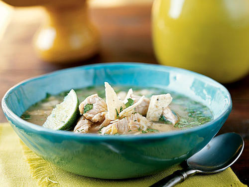 Quick and Easy Mexican Recipes - Cooking Light