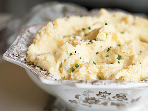 Camembert Mashed Potatoes