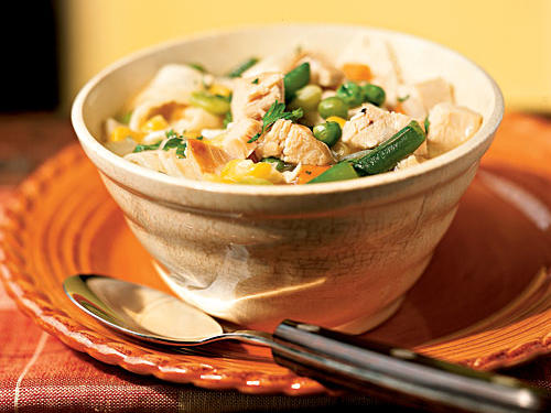 Superfast comfort food recipes cooking light quick chicken and dumplings forumfinder Choice Image