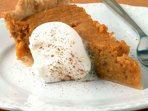 Five-Spice Sweet Potato Pie