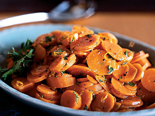 Kid-Friendly Honey-Glazed Carrots