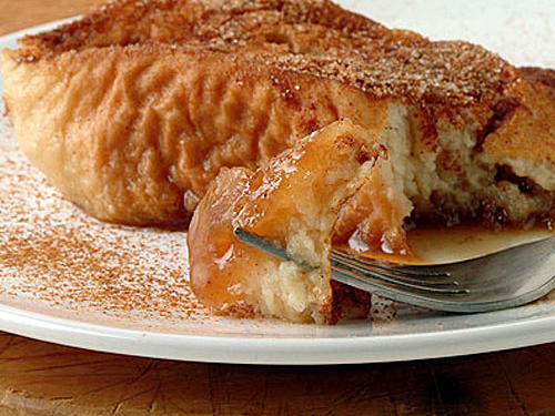 Overnight Caramel French Toast Recipe