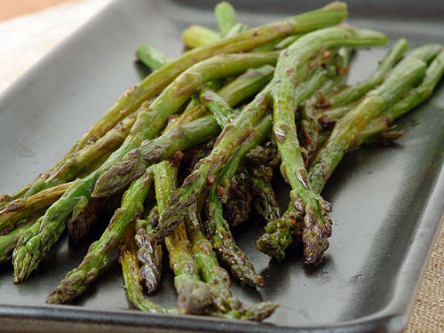 Balsamic Roasted Asparagus is a supereasy side dish that helps round out most any meal.