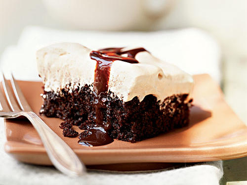 """Cake is my favorite dessert―especially frosted cake.""―Anna Ginsberg, Austin, TX"