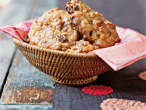 """I love oatmeal cookies, so I did my best to come up with a low-fat version."" ―Christine Dohlmar, Valrico, FL"