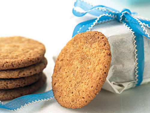 Cinnamon-Sugar Cookies - Recipes