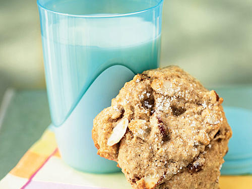 "Healthy Breakfast Fig and Nut ""Cookies"" Recipe"