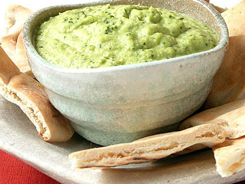 Quick and Healthy Soybean Hummus Recipe