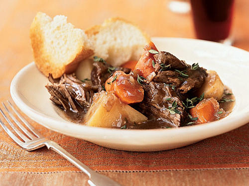 Wine Pairings for Classic Beef Pot Roast