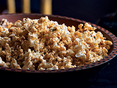 Kids' Maple-Chile Popcorn