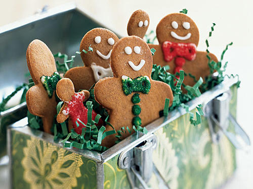 Gingerbread People Recipes
