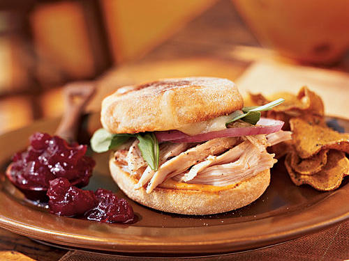 Turkey is an excellent source of lean protein and a good choice for a speedy lunch or dinner, but many packaged turkey slices are loaded with sodium. One 2-oz. serving of some brands contains nearly one-third of the maximum recommended daily sodium intake. So make sure you buy low-sodium varieties or opt for fresh turkey slices. If you can't roast your own, the best rule of thumb is to find a brand with less than 350 milligrams of sodium per 2-oz. serving.