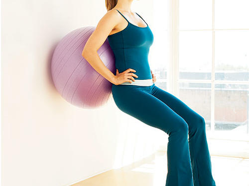 Use Your Stability Ball