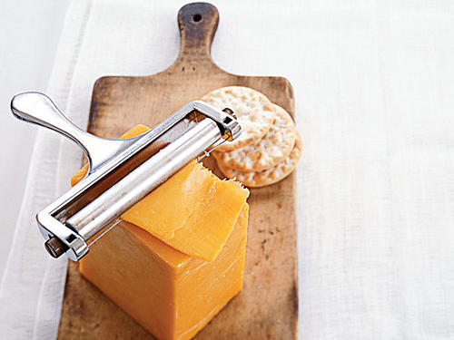 Calcium Source: Cheddar Cheese