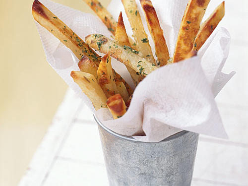 Best Potato Dish: Garlic Fries