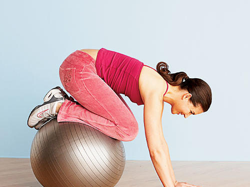 A toned midsection is just one benefit of a core workout, as a Cooking Light reader discovered.
